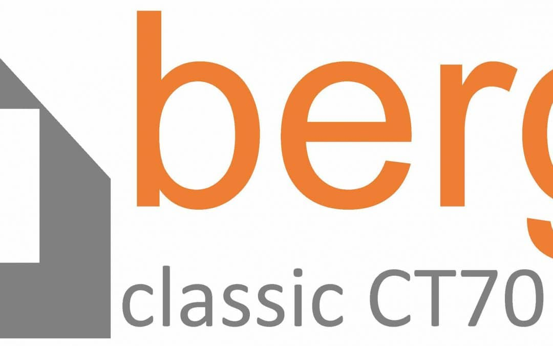 BERG CLASSIC CT 70 | SCHÜCO CORONA CT 70