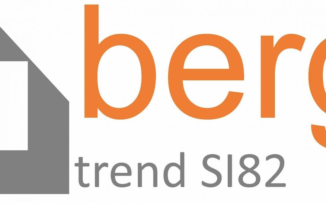 BERG TREND SI82 | SCHÜCO LIVING SI82 MD